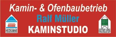 Logo Müller Ralf Kamin-und Ofenbaubetrieb