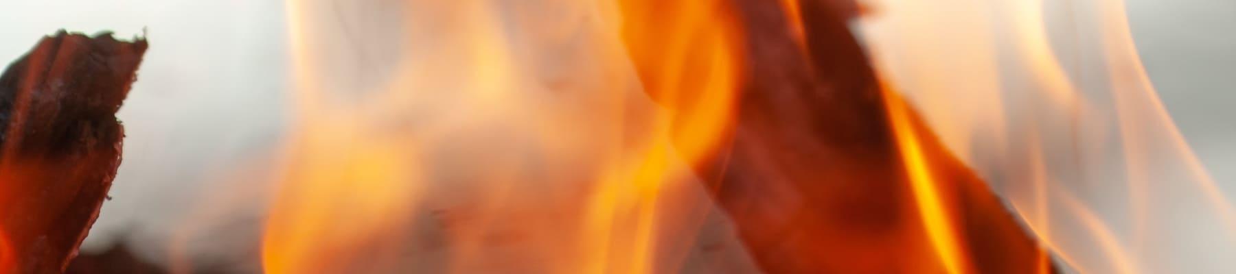 Foto von Flammen
