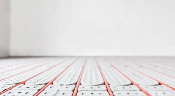 Foto der Actifloor Fußbodenheizung
