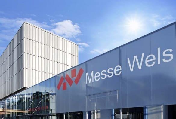 Foto der Messe Wels