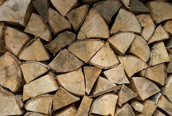 Foto von Stückholz