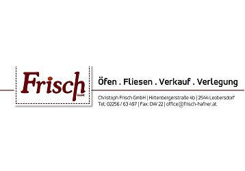Logo Frisch Christoph GmbH
