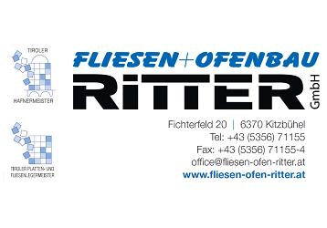 Logo FLIESEN-OFENBAU-RITTER Peter Ritter