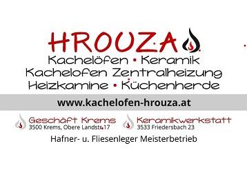 Logo Hrouza Kachelöfen e. U.
