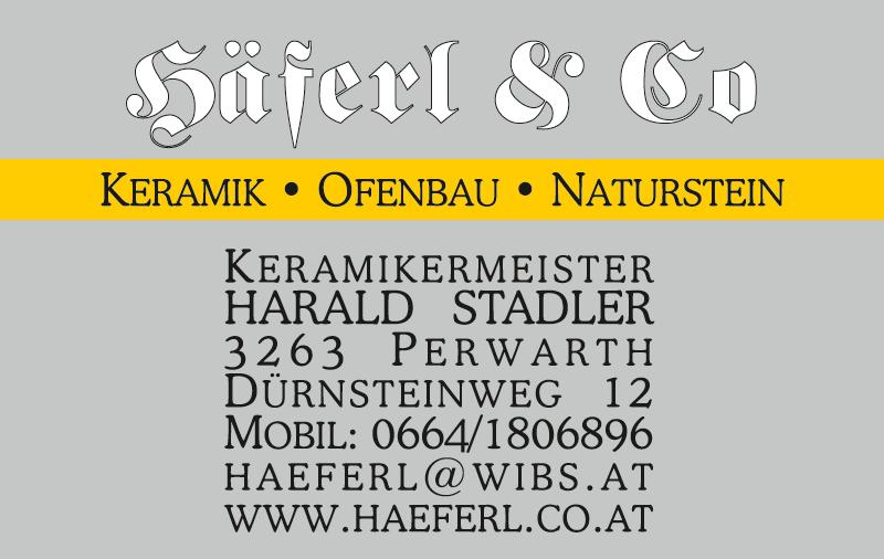Logo Stadler Harald