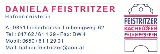 Logo Feistritzer Daniela