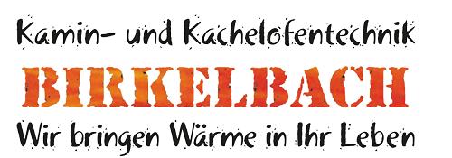 Logo Birkelbach Kamin- und Kachelofentechnik