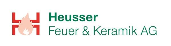 Logo Heusser Feuer und Keramik