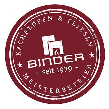 Logo BINDER – Kachelöfen & Fliesen