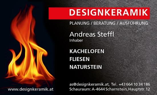 Logo DESIGNKERAMIK Andreas Steffl