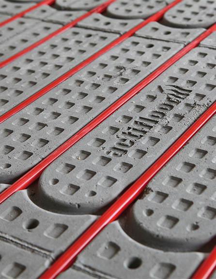 Actifloor Fußbodenheizung