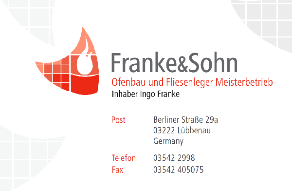 Logo Franke & Sohn, Inh. Ingo Franke