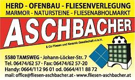 Logo Aschbacher Johann & Co    Fliesen und Keramik GesmbH