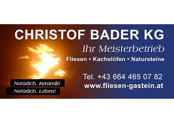 Logo Christof Bader KG