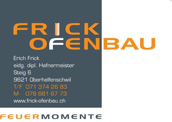 Logo Frick Ofenbau
