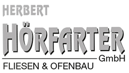 Logo Herbert Hörfarter GmbH      Fliesen & Ofenbau