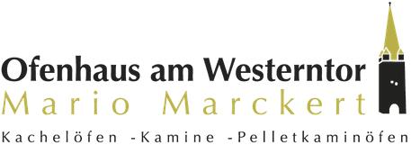 Logo Marckert Mario Ofenhaus am Westerntor
