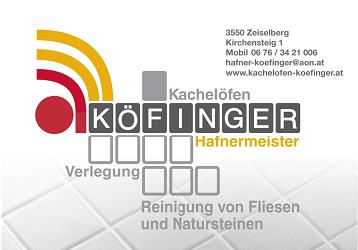 Logo Köfinger Manfred