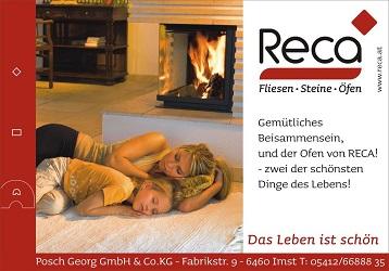 Logo Reca Posch Georg GmbH & Co KG