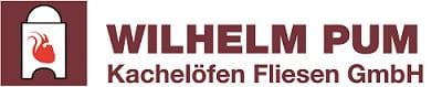 Logo Pum Wilhelm Kachelöfen u. Fliesen GmbH